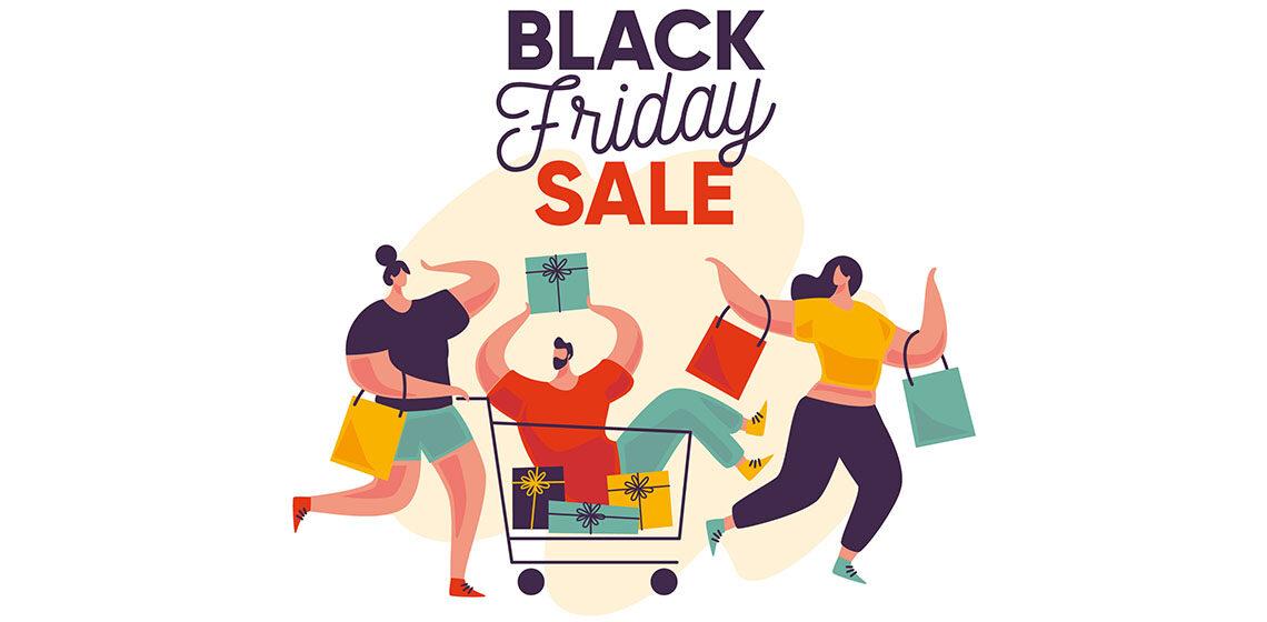 Черная пятница покупки