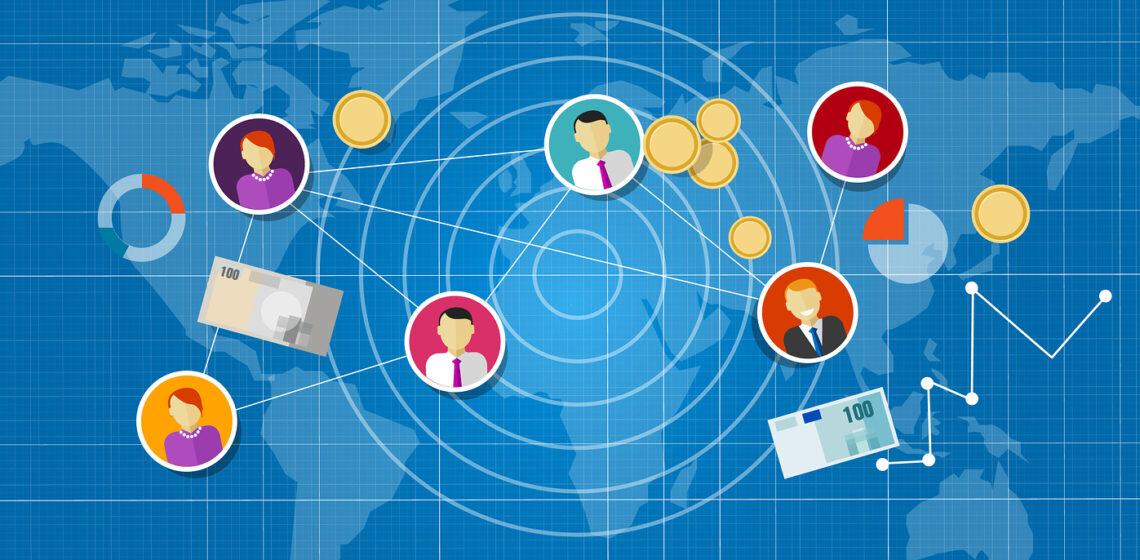 Социальные сети в мире