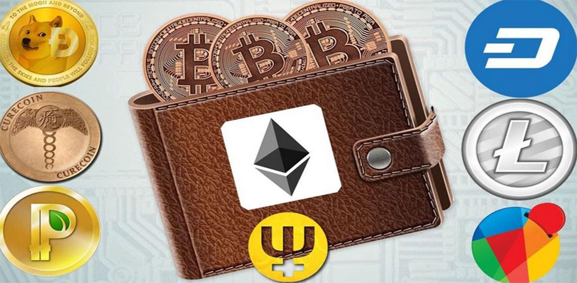 Хранение криптовалюты на кошельке