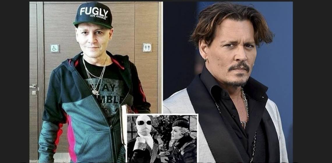 Джонни Депп до и после наркотиков