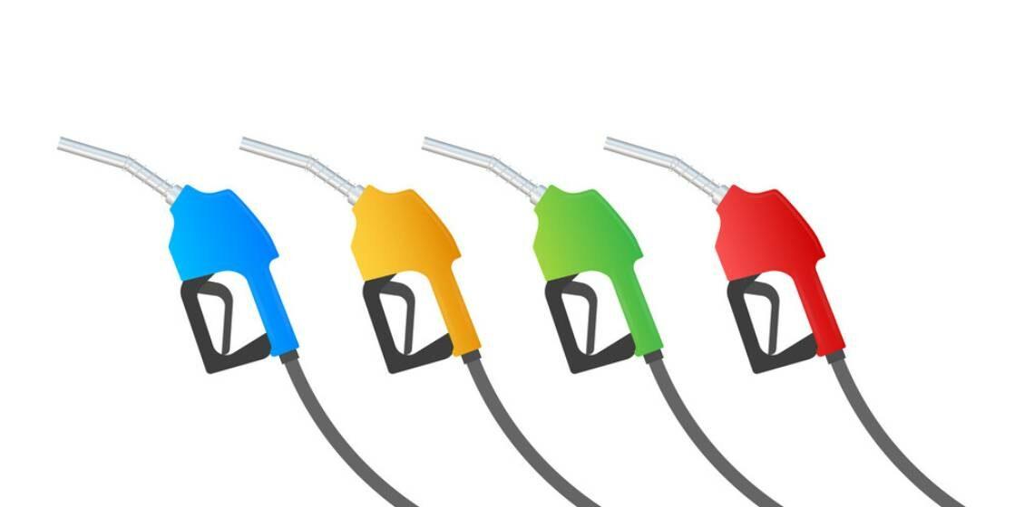 Бензин веб рисунок