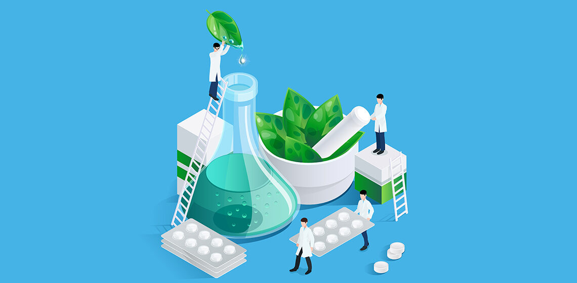 Ученые готовят лекарство