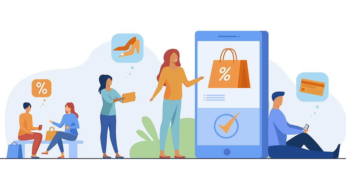 Асортимент онлайн магазина