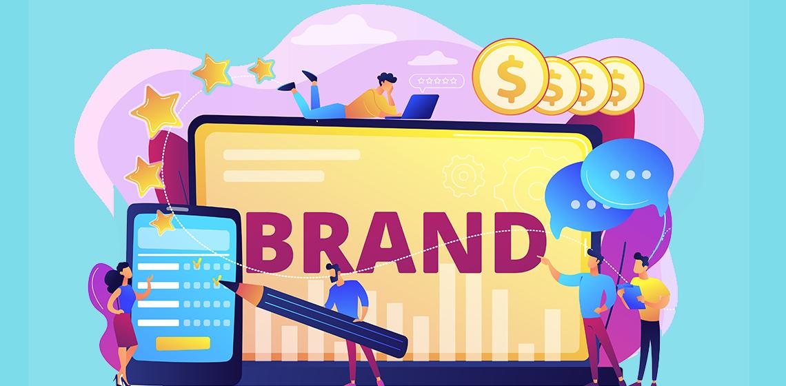 Маркетологи строят бренд