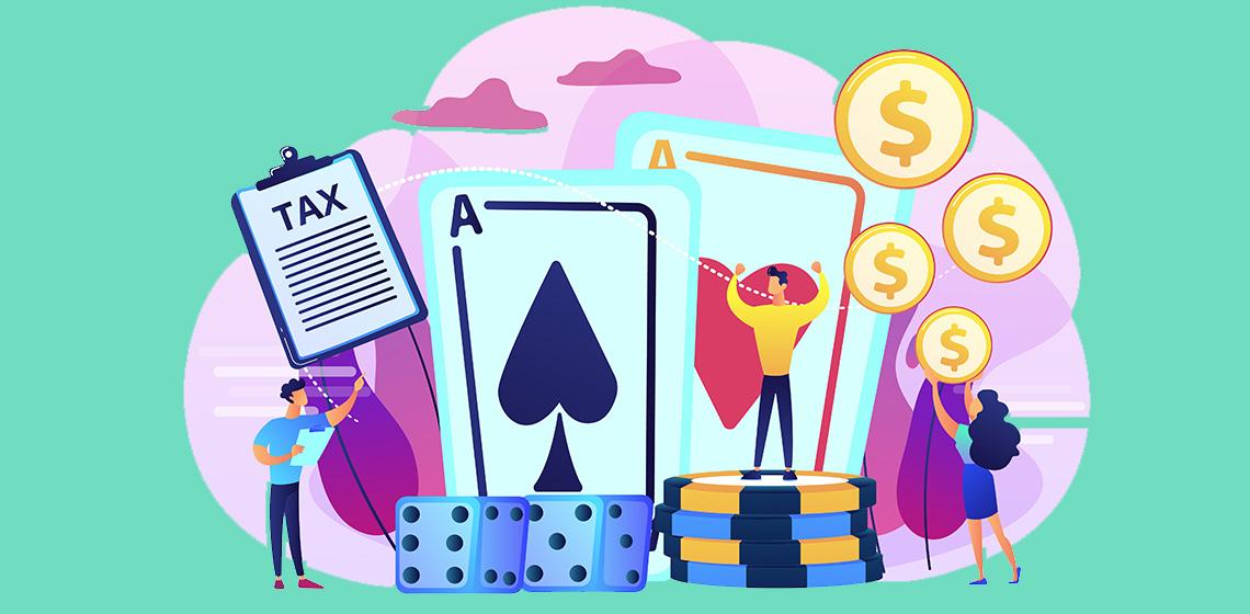 Мужчина привел друзей играть в онлайн казино