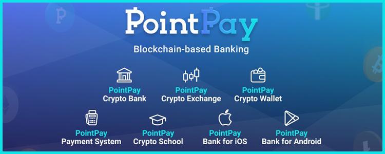 PointPay-главная