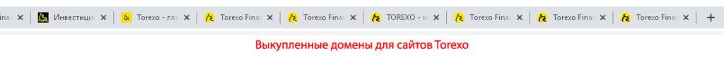 Torexo_вкладки