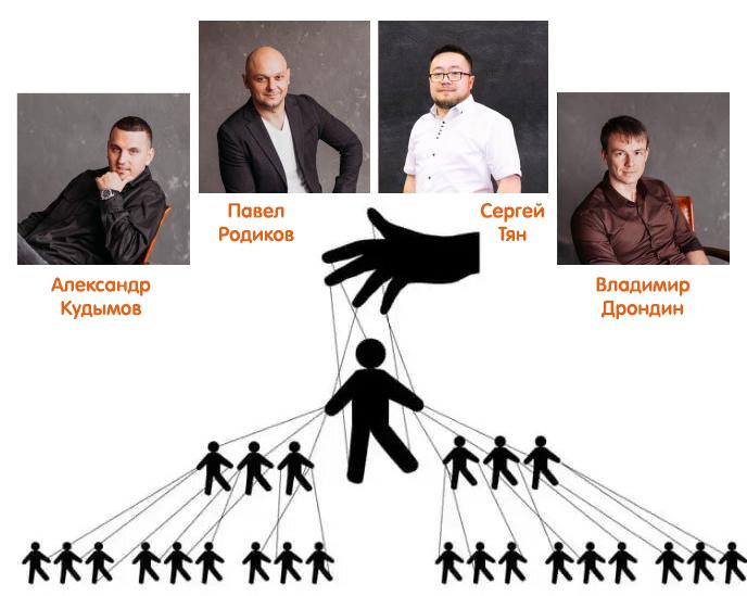 ProofCoin Учредители
